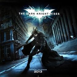 Batman Mroczny Rycerz - kalendarz 2013