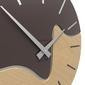 Zegar ścienny oliver calleadesign czekoladowy 10-101-69