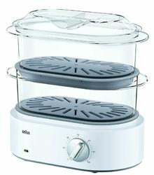 Parowar BRAUN FS5100  Gotowanie na parze  przystawka do gotowania jaj