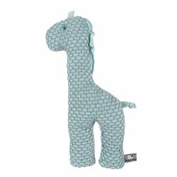 Babys Only, Sun Żyrafa przytulanka, 40 cm, kamienna zieleń