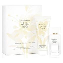 Zestaw elizabeth arden white tea perfumy damskie - woda toaletowa 100ml + krem do ciała 100ml