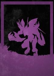 League of legends - kha zix - plakat wymiar do wyboru: 20x30 cm