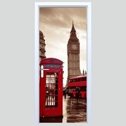 Fototapeta na drzwi Londyn 025p
