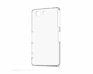 Etui plecki do Sony Xperia Z3 Compact - Przezroczysty