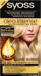 Syoss, Oleo, farba do włosów, 10-50 Popielaty Blond