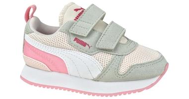 Puma r78 v infants 373618-04 22 różowy