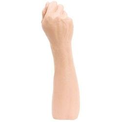Pięść do fistingu dildo the fist cielisty   100 dyskrecji   bezpieczne zakupy