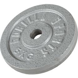 5 kg Obciążenie żeliwne Gorilla Sports