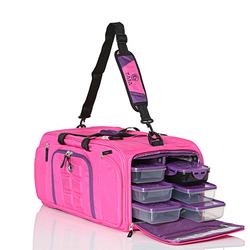 SIX PACK Expert Duffel 500 - Pink