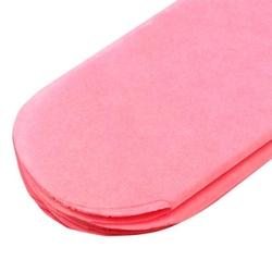 Papierowy pompon 15 cm - różowy jasny - RÓŻJAS