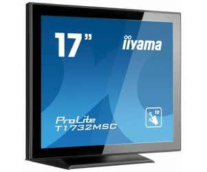 Monitor LED IIYAMA T1732MSC-B1X 17 dotykowy - Szybka dostawa lub możliwość odbioru w 39 miastach