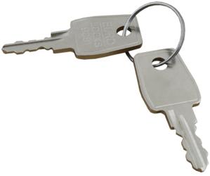 Klucz do zamka PULSAR MR042 - Szybka dostawa lub możliwość odbioru w 39 miastach