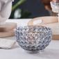 Świecznik ozdobny okrągły z kryształkami na tealight  podgrzewacze altom design sky