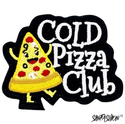 Naszywka grindstore cold pizza club