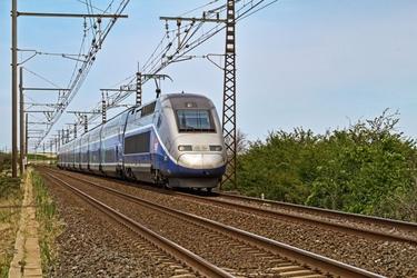 Fototapeta pociąg 951