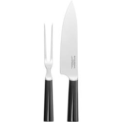 Nóż i widelec do krojenia mięs rosendahl grand cru 18108
