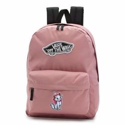 Plecak szkolny Vans Realm Nostalgia Rose Custom Cat - VN0A3UI6UXQ