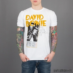 Koszulka amplified - david bowie