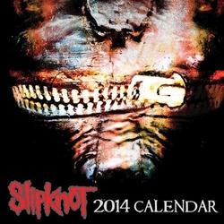 Slipknot - kalendarz 2014