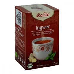 Yogi tea ingwer bio filterbeutel
