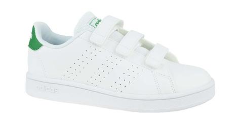 Adidas advantage k ef0223 33.5 biały