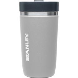 Kubek termiczny z powłoką ceramiczną 0,47 Litra Stanley GO Ceramivac jasnoszary 10-03110-032