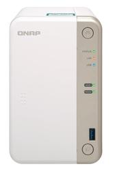 SIECIOWY SERWER PLIKÓW NAS QNAP TS-251B-2G - Szybka dostawa lub możliwość odbioru w 39 miastach
