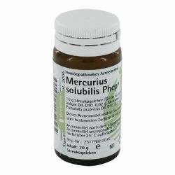Mercurius Solub. Phcp Globuli