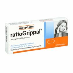 Ratiogrippal 200 mg30 mg Filmtabletten