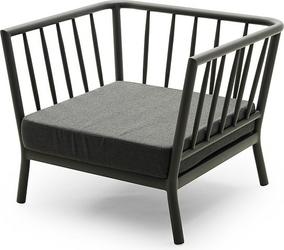 Krzesło Tradition Lounge czarne