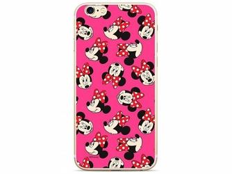 Etui z nadrukiem Disney Minnie 019 Apple iPhone 678