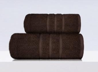 Ręcznik B2B Frotex BRĄZOWY - brązowy