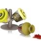 Zestaw 3 pojemników do przypraw zielonych Popsome Vacu Vin