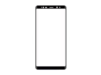 Mocolo 3D szkło na cały ekran Samsung Galaxy Note 8 black