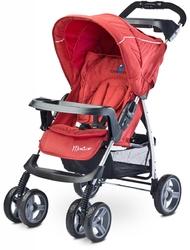 Caretero Monaco Red Wózek Składany na Płasko + Folia