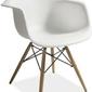 Krzesło Mondi białe
