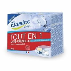 Etamine du Lys, Tabletki do Zmywarki All-in-One - Wszystko-w-Jednym, 30 szt