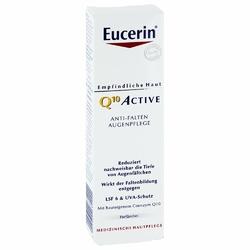 Eucerin Q10 Active Krem przeciwzmarszczkowy pod oczy