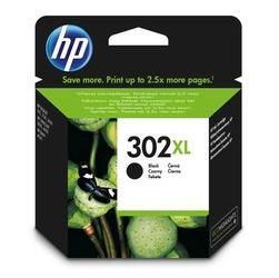 HP oryginalny tusz 302XL czarny