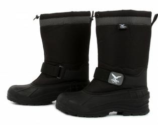 Buty zimowe ciepłe obuwie Mikado rozm. 45