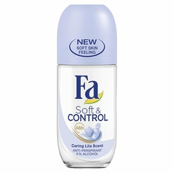 Fa, SoftCare, dezodorant roll-on, 50 ml
