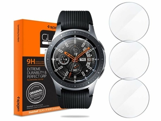 Szkło Spigen Glas.tR Slim x3 do Samsung Galaxy Watch 46mm