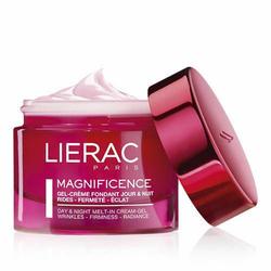 LIERAC Magnificence Jedwabisty żel-krem 50ml + próbka Magnificence noc gratis