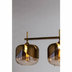 KARE Design :: LAMPA WISZĄCA GOLDEN GOBLET Quattro