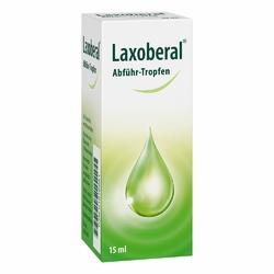 Laxoberal krople środek przeczyszczający