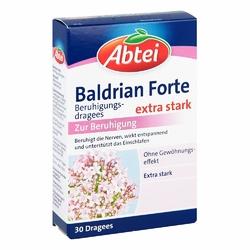 Abtei Baldrian forte tabletki powlekane