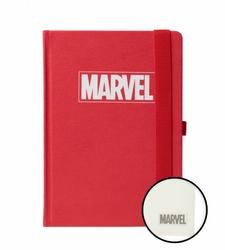 Marvel Logo - notes A5