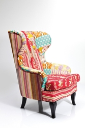 KARE Design :: Fotel Patchwork