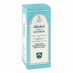 Alkohol 70 Vv Hetterich roztwór