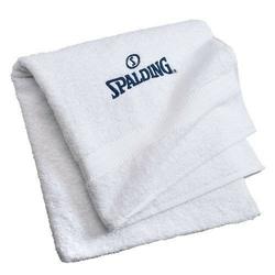 Ręcznik kąpielowy Spalding Basketball średni - biały